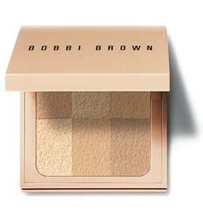 Nude Finish Illuminating Powder <BR> Poudre Highlighter